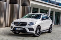 Fotos de coches Mercedes-Benz Clase GLE