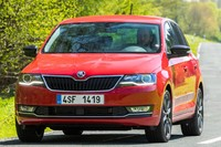 Fotos de coches Skoda Spaceback