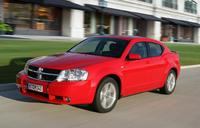 Fotos de coches Dodge Avenger