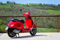 Fotos motos Vespa GTS 125 IE Super ABS