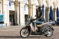 Fotos motos Piaggio New Liberty 125