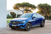 Fotos de coches Mercedes-Benz GLC Coupé