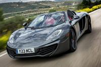 Fotos de coches McLaren MP4-12C
