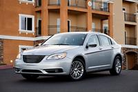 Fotos de coches Chrysler 200