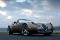 Fotos de coches Wiesmann MF5