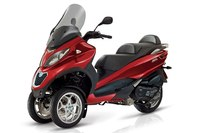 Fotos motos Piaggio MP3 300 Yourban LT