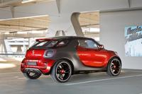 Fotos de coches Smart forstars concept