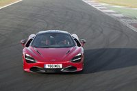 Fotos de coches McLaren Super Series