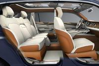 Fotos de coches Bentley EXP 9 F Concept