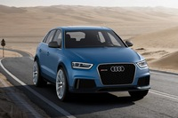 Fotos de coches Audi RS Q3 concept