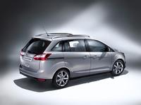 Fotos de coches Ford Grand C-MAX