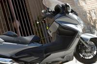 Fotos motos Suzuki Burgman 650 Executive
