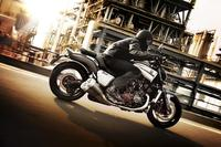 Fotos motos Yamaha VMAX Matt Grey