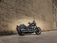 Fotos motos Harley-Davidson Softail Fat Boy S