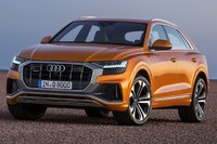 Fotos de coches Audi Q8