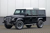 Fotos de coches Startech Land Rover Defender