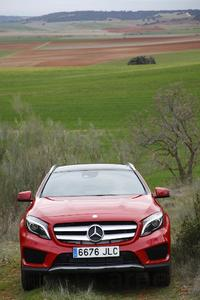 Fotos de coches Mercedes-Benz Clase GLA