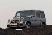 Fotos de coches Mercedes-Benz Clase G