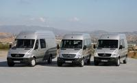 Fotos de furgonetas Mercedes-Benz Sprinter