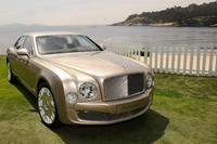 Fotos de coches Bentley Mulsanne