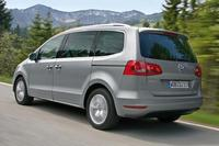 Fotos de coches Volkswagen Sharan