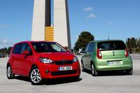 Fotos de coches Skoda Citigo
