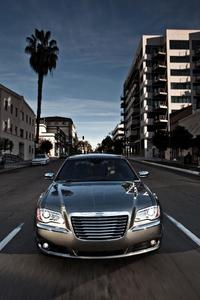 Fotos de coches Chrysler 300C