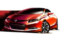 Fotos de coches Honda Civic Concept