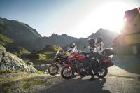 Fotos motos Kawasaki Versys 1000 Grand Tourer 2018