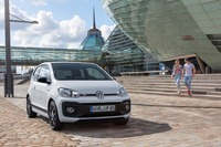 Fotos de coches Volkswagen up! GTI concept car