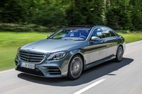 Fotos de coches Mercedes-Benz Clase S