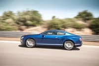 Fotos de coches Bentley Continental GT