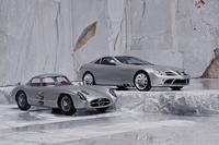 Fotos de coches Mercedes-Benz SLR