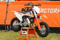 Fotos motos KTM 50 SX Mini
