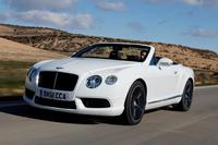 Fotos de coches Bentley Continental GTC