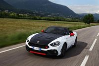 Fotos de coches Abarth 124 Spider