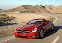 Fotos de coches Mercedes-Benz Clase SL
