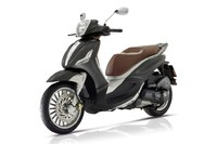 Fotos motos Piaggio Beverly 300 ABS