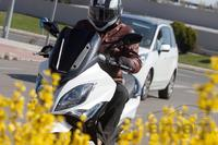 Fotos motos Kymco Xciting 400i ABS