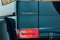 Fotos de coches Mercedes-Benz Maybach Clase G