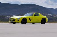 Fotos de coches Mercedes-Benz SLS AMG