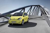 Fotos de coches Volkswagen E-Up! Concept