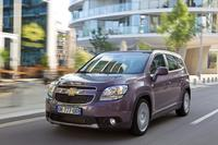 Fotos de coches Chevrolet Orlando