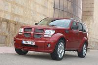 Fotos de coches Dodge Nitro