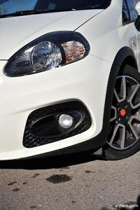 Fotos de coches Abarth Grande Punto