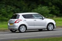 Fotos de coches Suzuki Swift