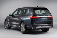 Fotos de coches BMW X7