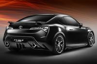 Fotos de coches Toyota FT-86 II prototipo