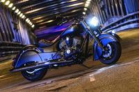 Fotos motos Indian Chief Dark Horse