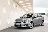 Fotos de coches Chevrolet Aveo
